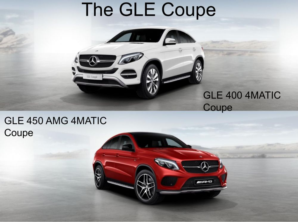 2016 Mercedes Benz Gle 450 Amg 4matic Coupe Arrives At