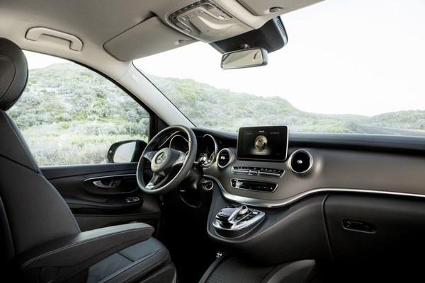 Xe Mercedes V220 CDI Máy Dầu 7 - 8 Chỗ 2015 2016 | Mercedes V-Class
